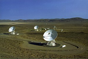 Goldstone Deep Space Communications Complex - Image: Goldstone Deep Space Communication Complex GPN 2000 000506