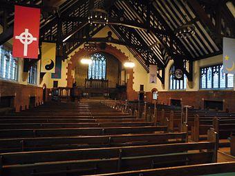 Gomes Chapel