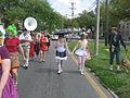 Goodchildren parade Bacons Dog.JPG