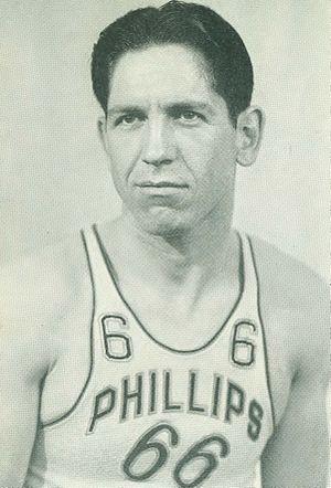 Gordon Carpenter - Carpenter with the Phillips 66ers.