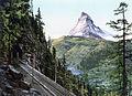 Gornergratbahn mit Matterhorn um 1900 color-corrected.jpg