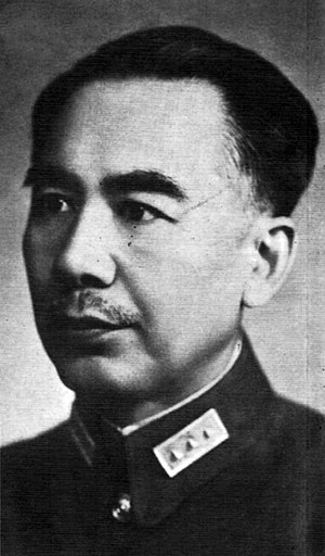 Xinjiang - Governor Sheng Shicai ruled between 1933 and 1944