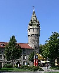 Grüner Turm vom Frauentorplatz.jpg