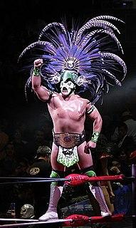 Gran Guerrero Mexican professional wrestler