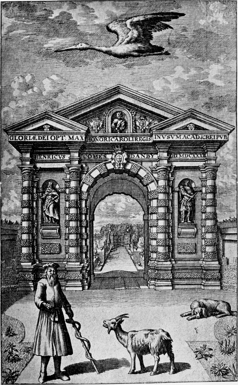 Physic garden wikipedia - Great Gate Of The Physic Garden Oxford Png
