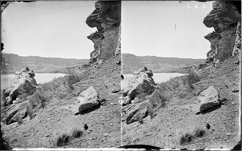 File:Green River. Glen Canyon. Old nos. 392, 402 - NARA - 517863.tif