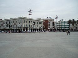 "The Martyrs' Square (then known as ""Green Square"") in 2007"