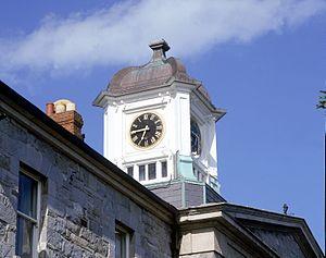 Griffith College Dublin - Griffith College Dublin Clock Tower