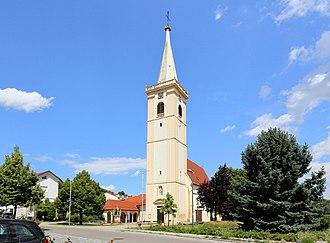 Großhöflein - Church of Saint John the Baptist
