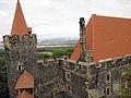 Grodziec, zamek, XV.JPG