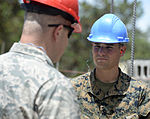 Group commander visits New Horizons sites and meets personnel 150610-F-LP903-160.jpg