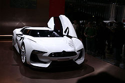 GT赛车系列