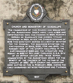 Guadalupe Church NHCP Historical Marker.png