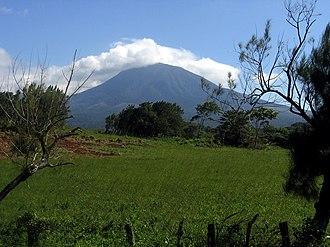 Rincón de la Vieja Volcano - Rincón de la Vieja volcano