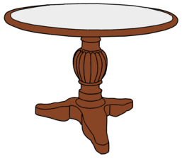 Louis philippe style wikipedia - Table ronde style louis philippe ...