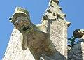 Guerlesquin 16 Eglise Saint-Ténénan gargouille.jpg