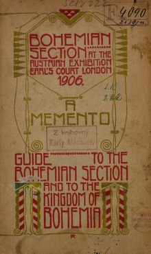 Guide to the Bohemian section and to the Kingdom of Bohemia - 1906.djvu