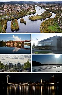 Place in Västerbotten, Sweden