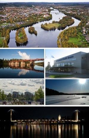 Skellefteå - Skellefteå in images
