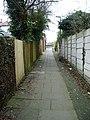 Gully leading to Berwood Farm Road - geograph.org.uk - 1762960.jpg