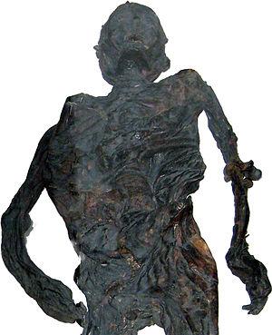 Haraldskær Woman - The body of the Haraldskær Woman