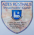 Gurk Prof.-Löw-Straße 4 Altes Rüsthaus Tafel 06072020 9234.jpg