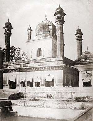 History of Dehradun - Guru Ram Rai Temple, Dehradun, 1858