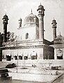 Guru Ram Rai Temple, Dehradun, 1858.jpg