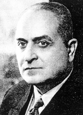Italian Minister of Treasury - Image: Gustavo Del Vecchio