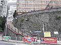 HK 半山區 Mid-levels 般咸道 Bonham Road buildings facade February 2020 SS2 43.jpg
