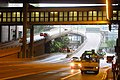HK 藍田站 巴士總站 Lam Tin Station Bus Terminus July 2018 IX2 鯉魚門道 Lei Yue Mun Road 06 footbridge.jpg