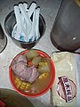 HK 觀塘 Kwun Tong Tsun Yip Street cooked food Market 馬記小食 Restaurant food pork n bones soup November 2018 SSG 02.jpg