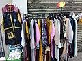 HK CWB 銅鑼灣 Causeway Bay 摩頓台 Moreton Terrace 灣景商場 Bay View Shopping Arcade interior clothing shop July 2019 SSG 05.jpg