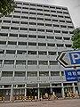 HK King's Park 伊利沙伯醫院 Queen Elizabeth Hospital Road 普通科護士訓練學校 School of General Nursing Jan-2013 facade.JPG