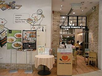 Italian Tomato - Italian Tomato Café