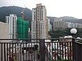 HK ML 半山區 Mid-levels 漢寧頓道 Honiton Road 80 Bonham Road FV 禮賢閣 29 B2 Rhine Court view nearby January 2016 DSC 02.jpg