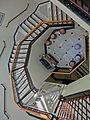 HK Park 香港茶具文物館 Museum of Tea ware Dr SK Lo Gallery interior staircase Dec-2013 pattern.JPG