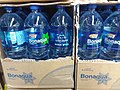 HK Soft drink pre-packed plastic bottles Bonaqua Distilled Water April 2019 SSG 02.jpg