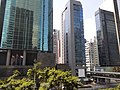 HK WCN Wan Chai North Central Plaza view Gloucester Road April 2021 SS2 02.jpg