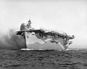 HMS Battler (D18) - Image: HMS Battler D18