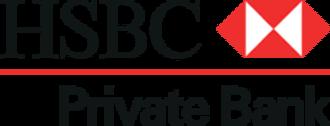 HSBC Private Bank - HSBC Private Bank logo