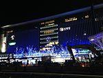 Hakata Station at night 20151230-2.JPG