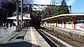Hakone-tozan-railway-OH55-Kowakidani-station-platform-20171230-120218.jpg