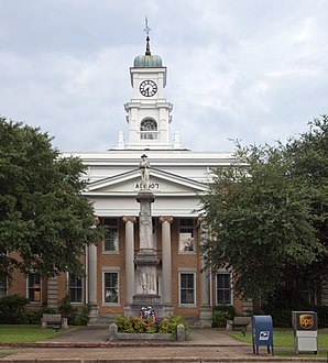 Hale County Courthouse