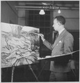 Hale Woodruff, artist and teacher - NARA - 559225.tif
