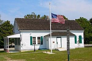 Monroe Township, Gloucester County, New Jersey - Hall Street School