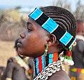 Hamer Dancer, Ethiopia (8190683266).jpg