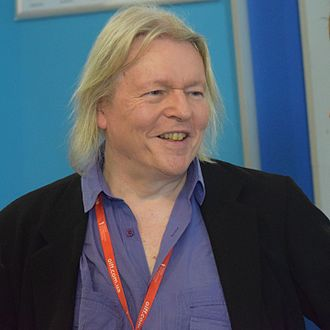 Christopher Hampton - Christopher Hampton at the Odessa International Film Festival, 2016