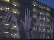 Hands, San Jose, California 2010.jpg