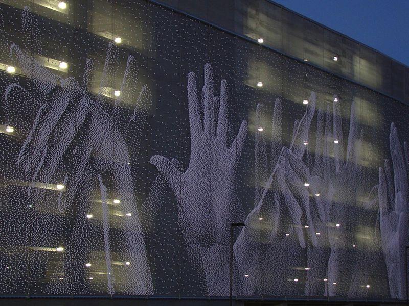 Hands, San Jose, California 2010.jpg